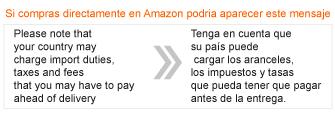 Razones que explican por qué muchos usuarios han traído de Amazon por Buscalibre